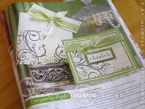 Australian Card-making, Stamping & Papercraft magazine (vol 12, no 12), page 55