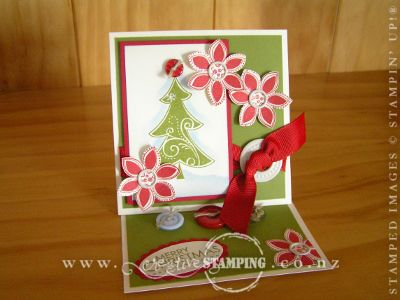 Season of Joy Easel Card