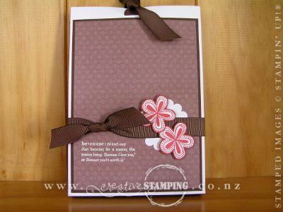 Pull-up Treat Gift Box for Cards