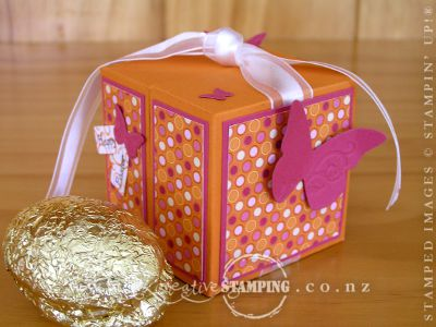 Clam Shell Easter Box