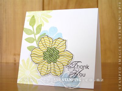 April Thank You Cards