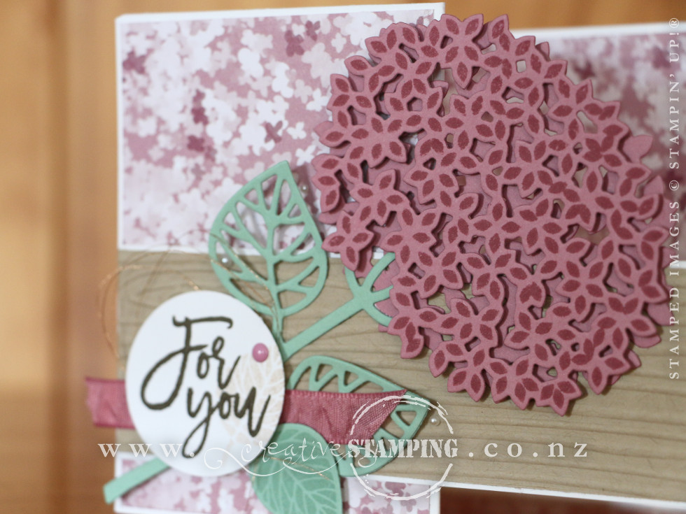 Thoughtful Branches Z-Fold Pop-Up Card