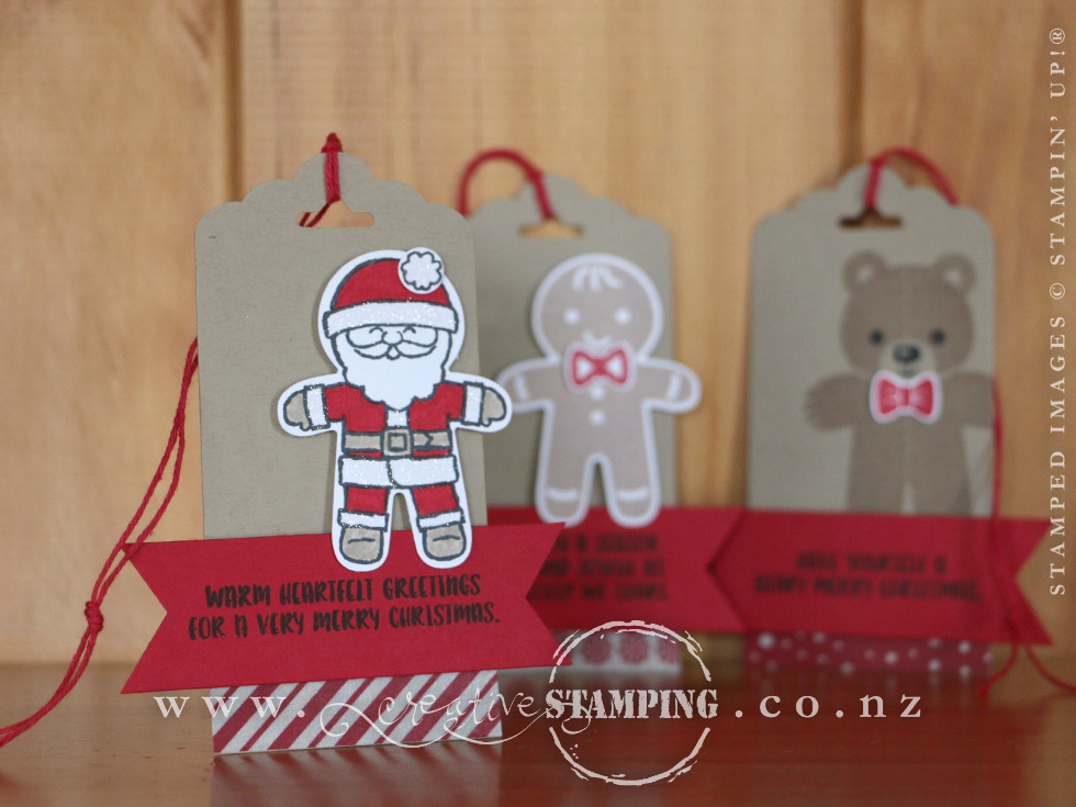 Cookie Cutter Christmas Tag