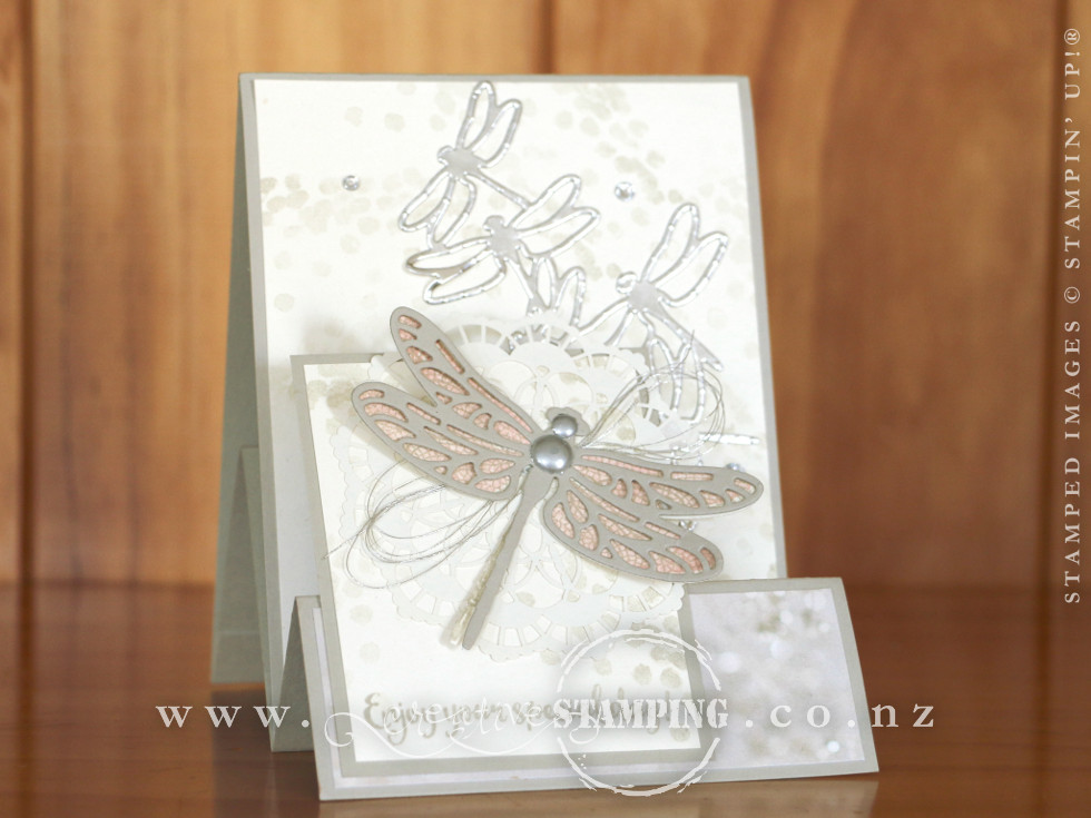 Dragonfly Dreams Tent-Fold Card