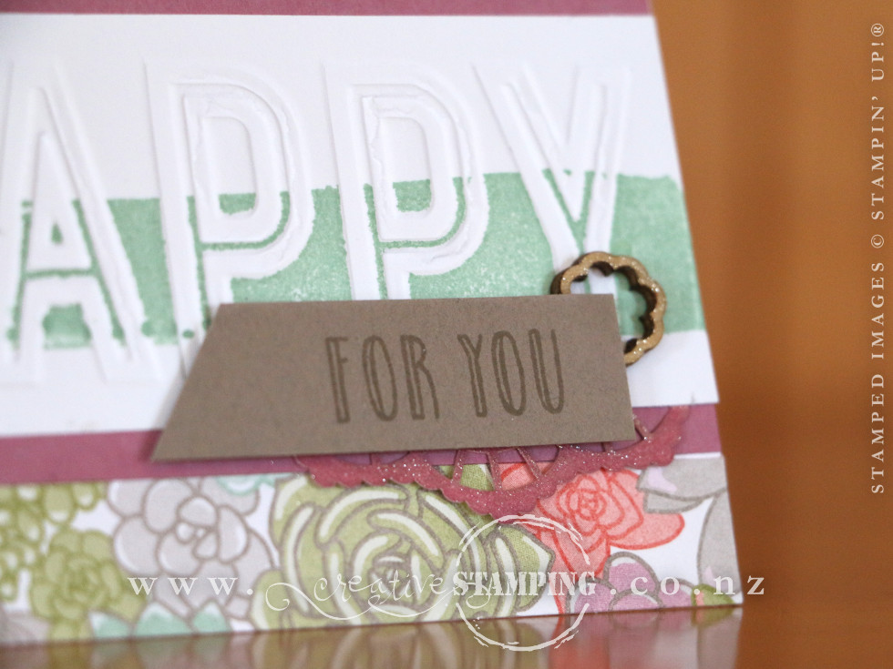 Happy Celebrations Thank You Card