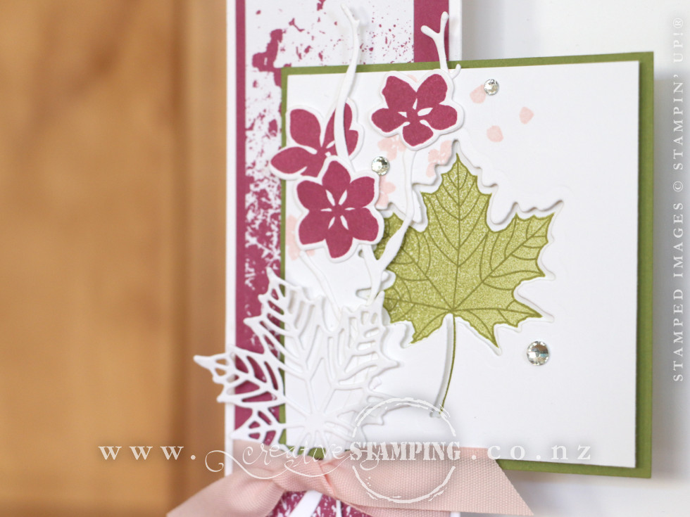 Colorful Seasons Z-Fold Card