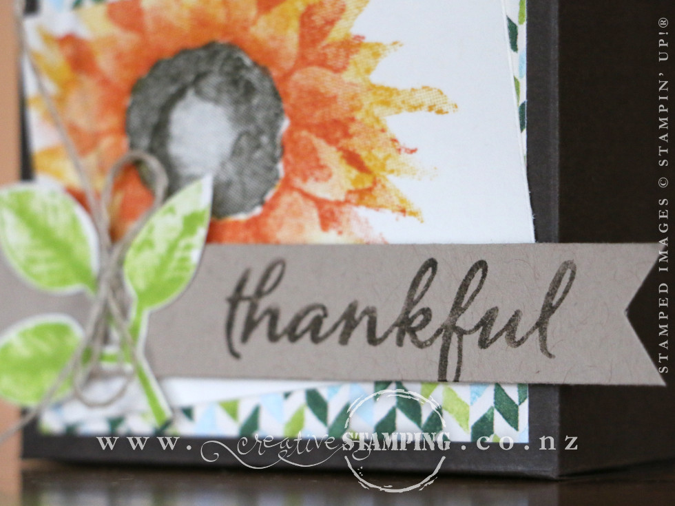 Painted Harvest Thankful Bakers Box