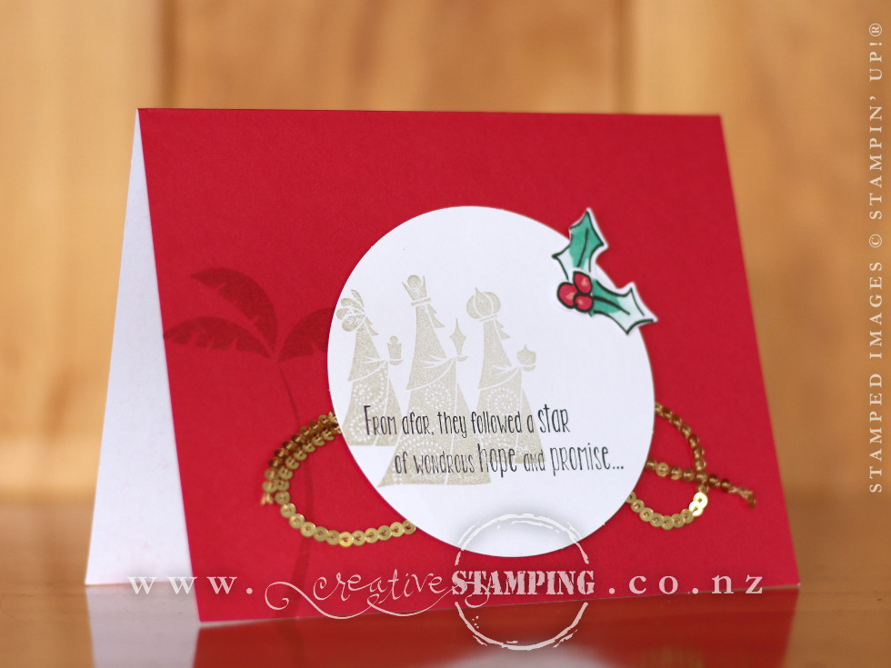 Wise Men from Afar Christmas Cards