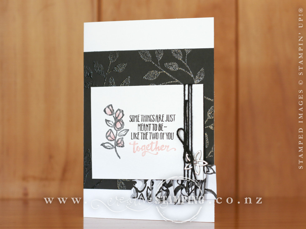 Petal Passion Friendship Card