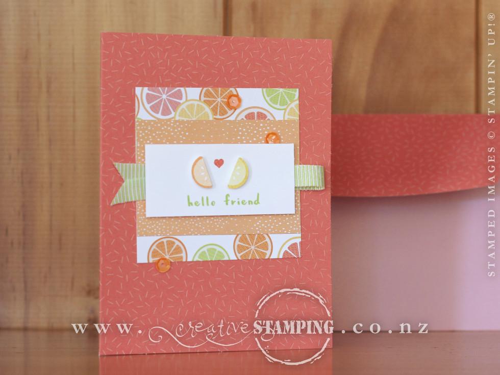 Card Making Ideas Nz Part - 46: Tutti-Frutti Cards U0026 Envelopes