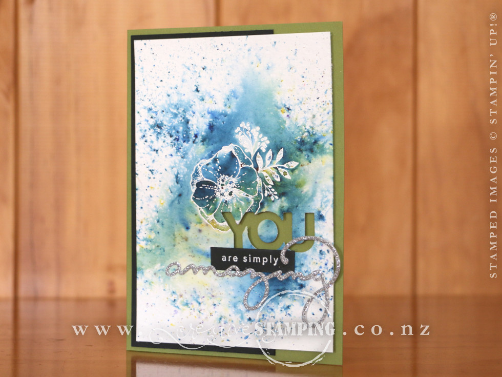 Amazing You Celebration Card