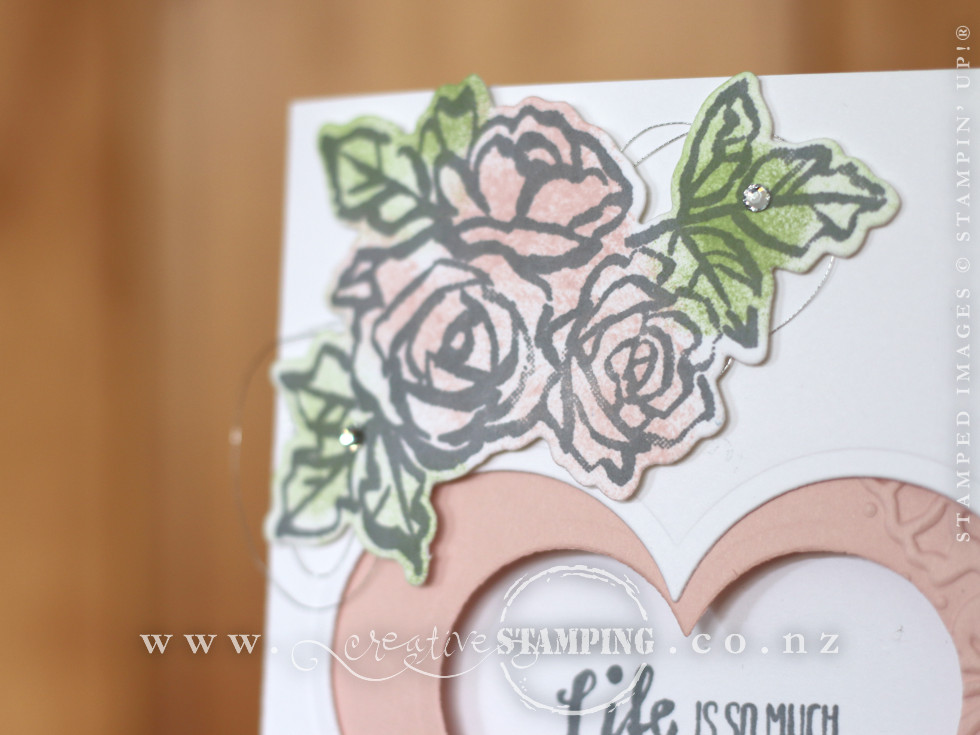 Petal Palette Fun Fold Card