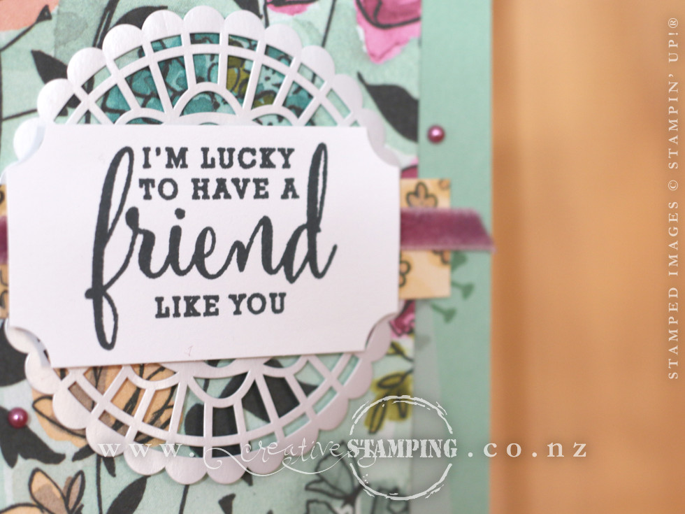 Share What You Love Friendship Card | Gotta Have It All Bundle