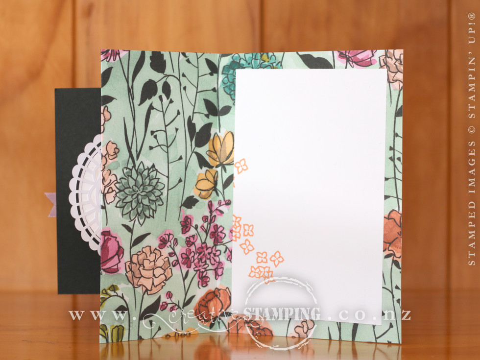 Love What You Do Tri-Fold Card