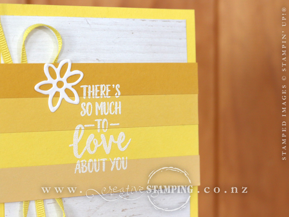 Abstract Impressions So Much To Love Card