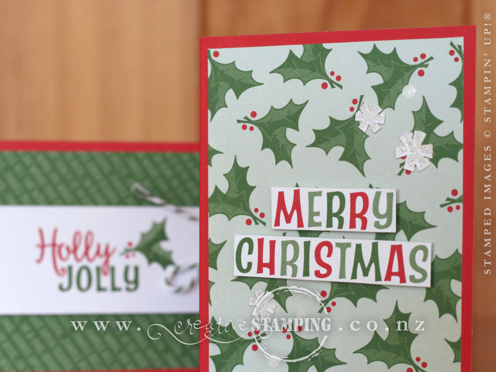 Santa's Workshop Christmas Cards