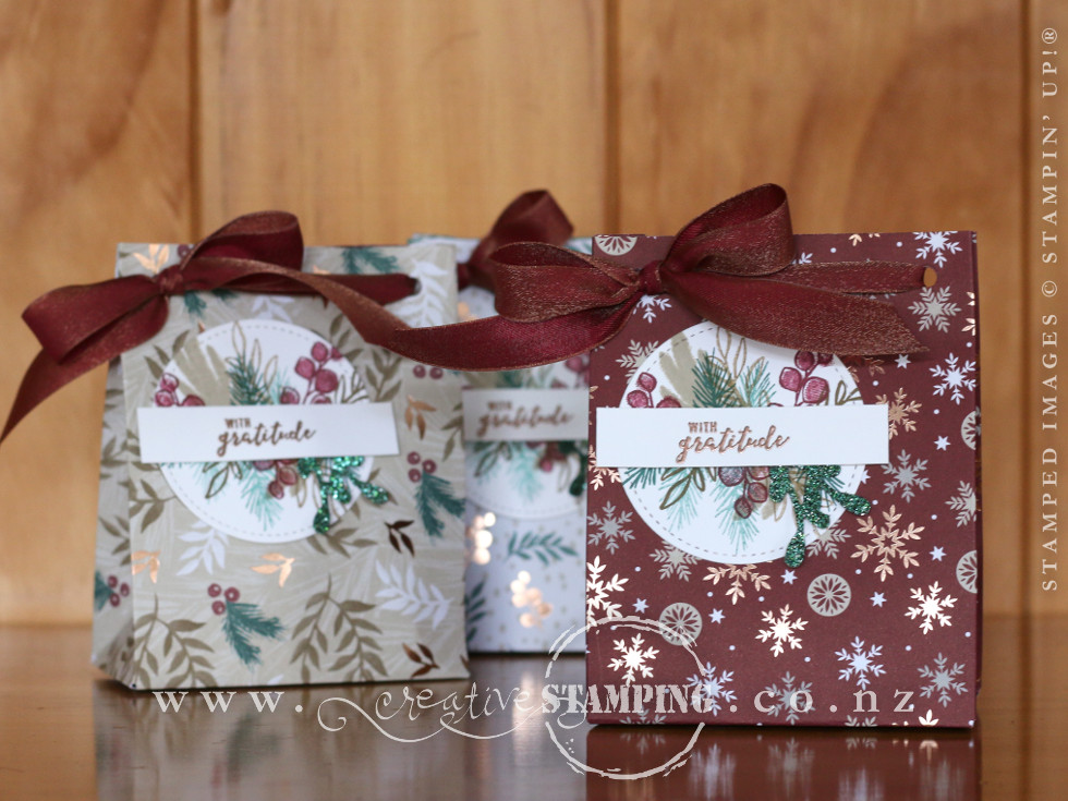 Peaceful Noel Gift Boxes