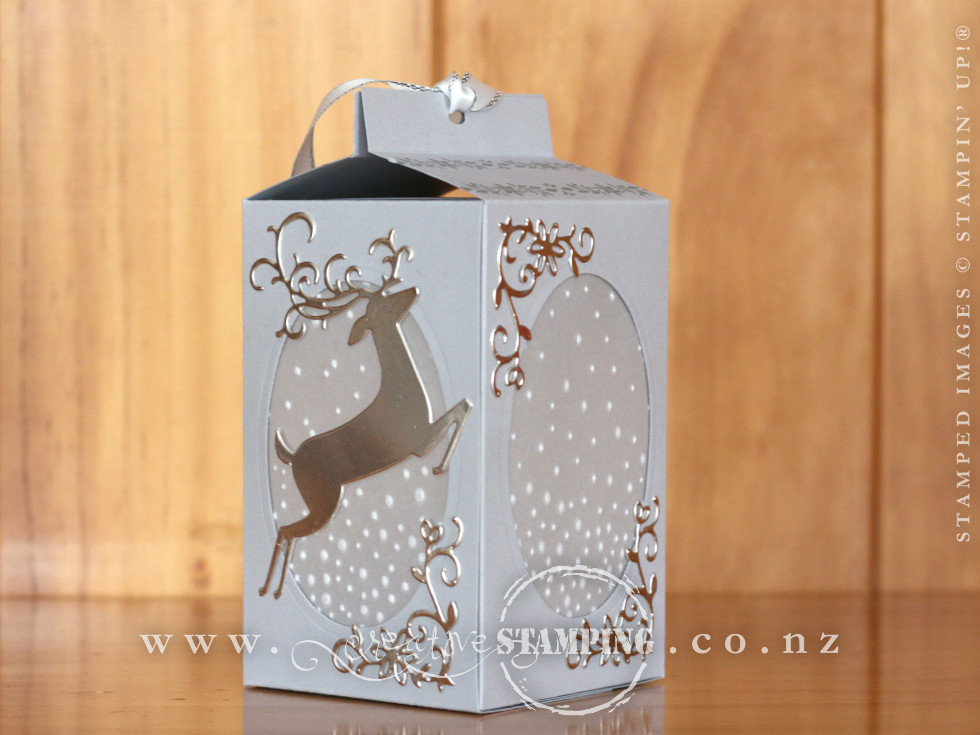 Dashing Deer Christmas Luminary