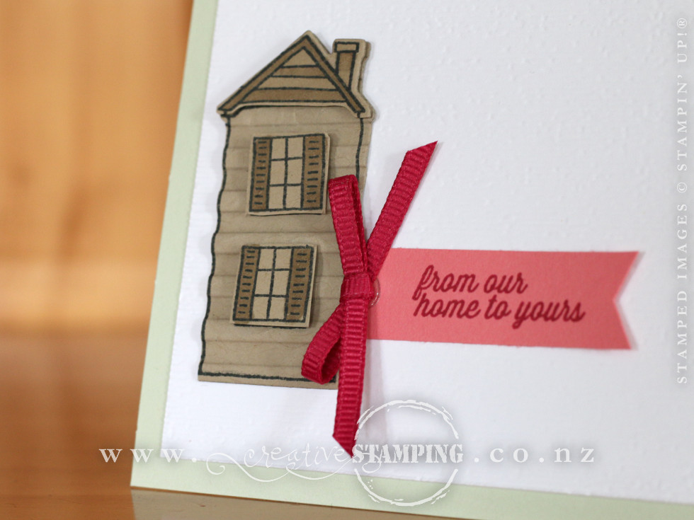Farmhouse Christmas Thank You Card