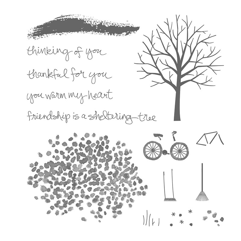 Sheltering Tree - Two Step Stamping