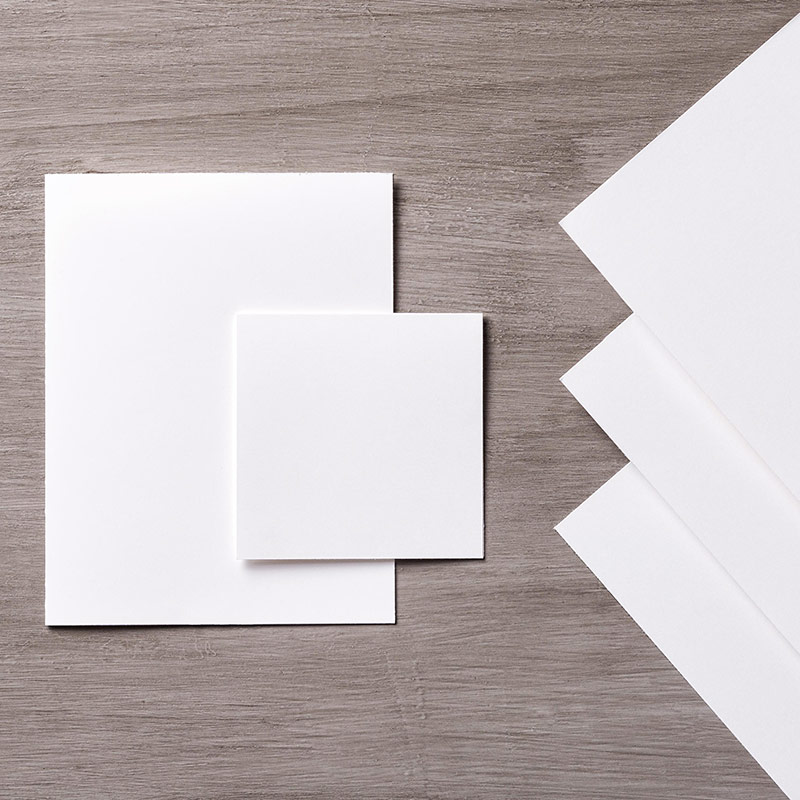 Whisper White Thick Card Stock