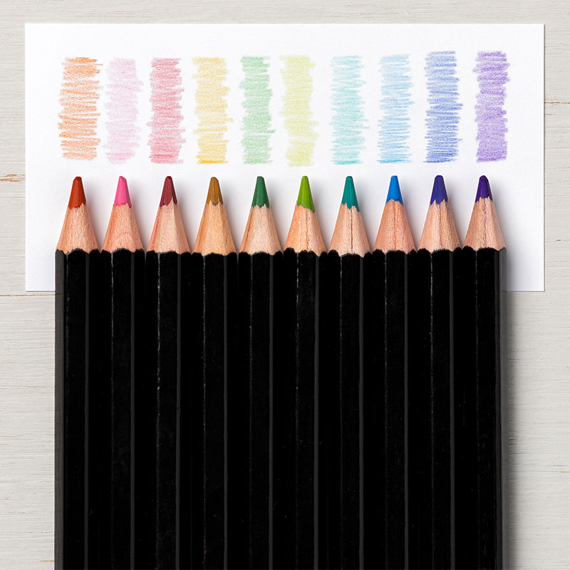 Watercolor Pencils - Assortment 2