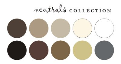 Neutrals Collection