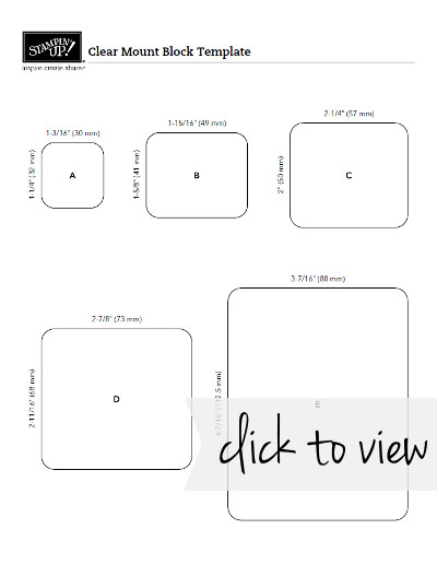 Clear Block Template