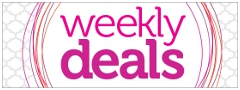 Weekly Deals for April