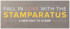 Fall in love with the Stamparatus - a new way to stamp