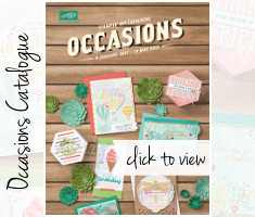 2017 Occasions Catalogue - click to download PDF
