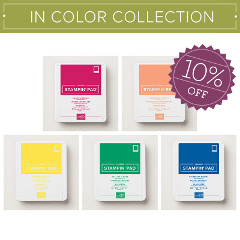 2018-2020 In Color Collection Bundle - 10%-OFF