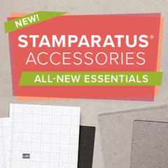 NEW!  Stamparatus Accessories