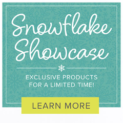 Snowflake Showcase - exclusive products for a limited time!