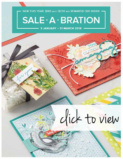 2018 Sale-A-Bration Brochure - click to view