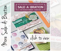 Sale-A-Bration 2nd Release 2018 | Stampin' Up!'s Biggest Sales Event - click to view PDF