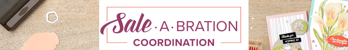 Sale-A-Bration Coordination (1-31 March 2019)