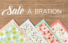 More Sale-A-Bration!