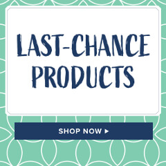 Retiring Products - get your favourites before they're gone! (16 April-3 June, while supplies last)