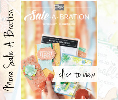 Sale-A-Bration 2019 | Stampin' Up!'s Biggest Sales Event - click to view PDF