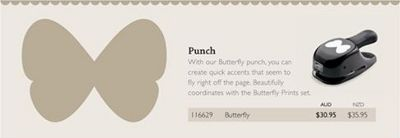 Butterfly Punch